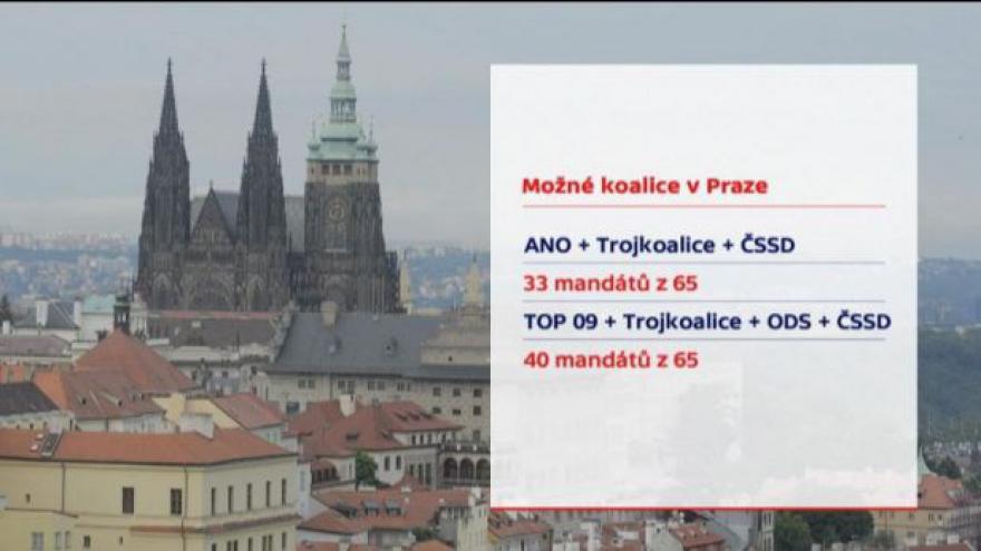 Video Události: Trojkoalice se shodla s ANO i ČSSD
