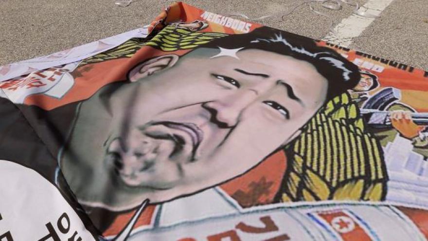 Video Pátrání světa po Kim Čong-unovi