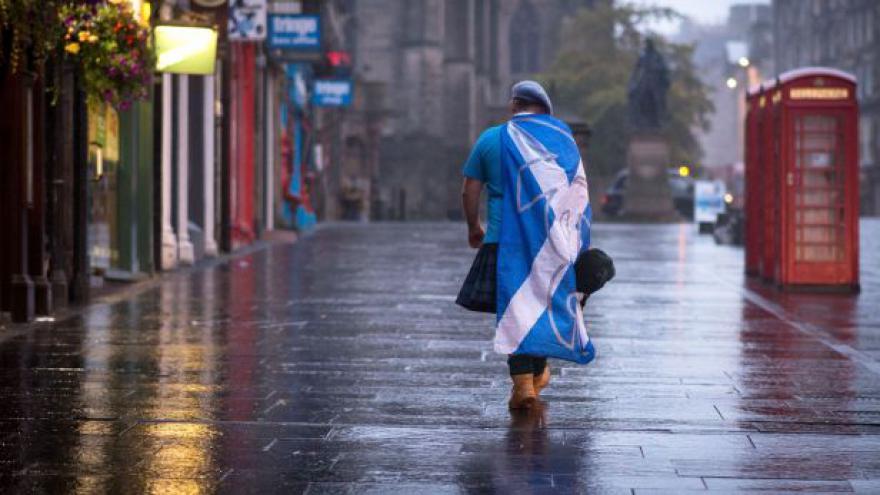 Video Milan Kocourek k referendu o nezávislosti Skotska