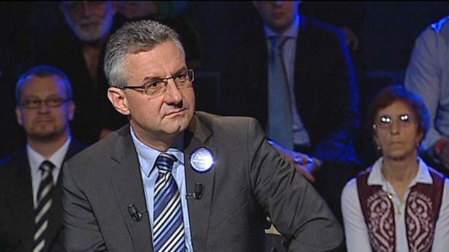 Video Jan Zahradil: Výsledek skotského referenda mě těší