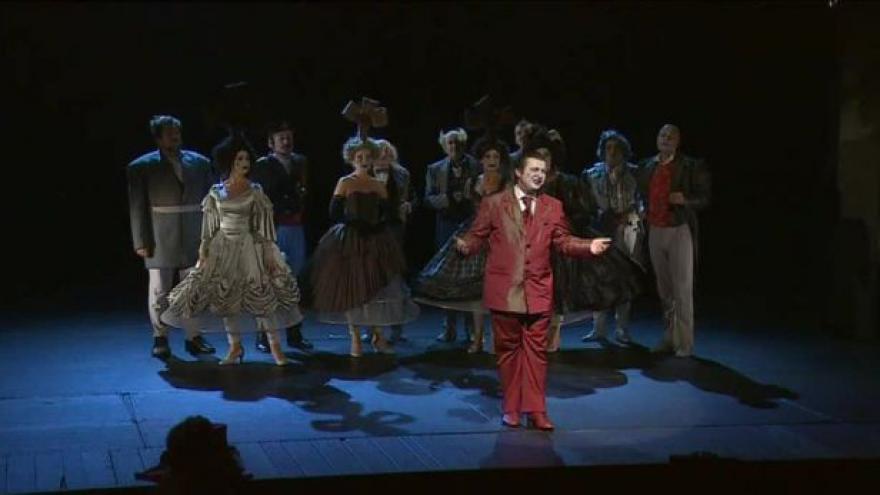 Video NO COMMENT: Mrtvé duše v Městském divadle Brno