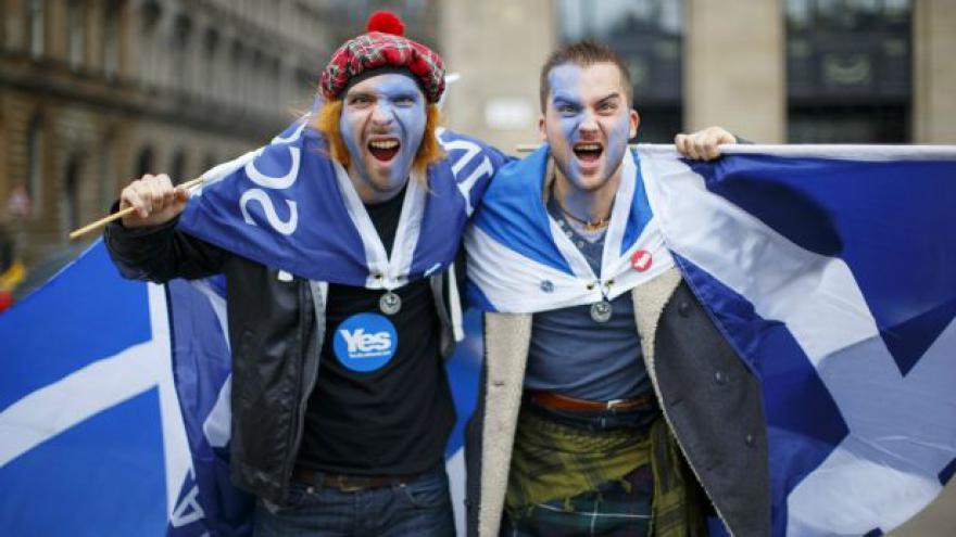 Video Studio 6: Skotové se rozhodli zůstat věrni Londýnu