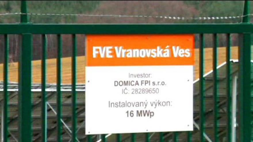 Video ČEZ dostal tisíce podřadných solárních panelů