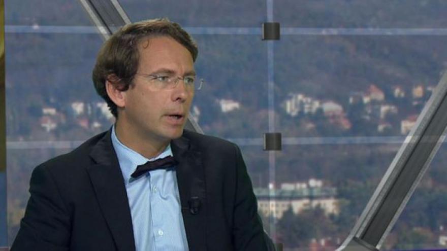 Video Petr Drulák komentuje situaci na Ukrajině a v Iráku