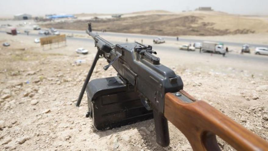Video Stropnický: ČR dodá munici Kurdům