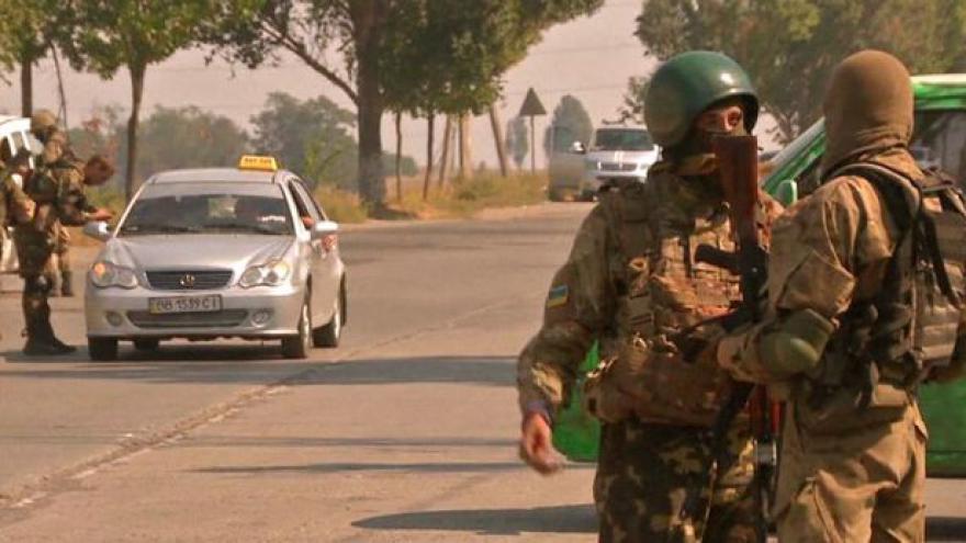 Video Křehký mír na Ukrajině zatím trvá