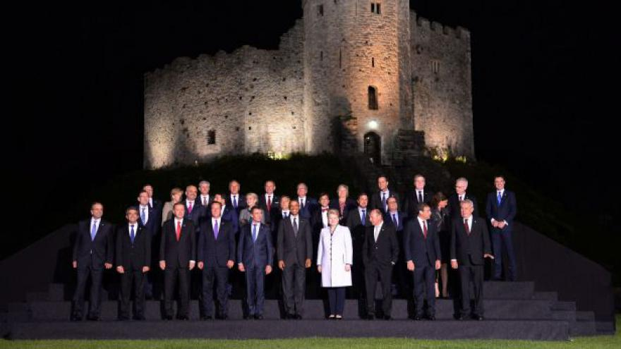 Video Horizont ČT24: Speciál k summitu NATO