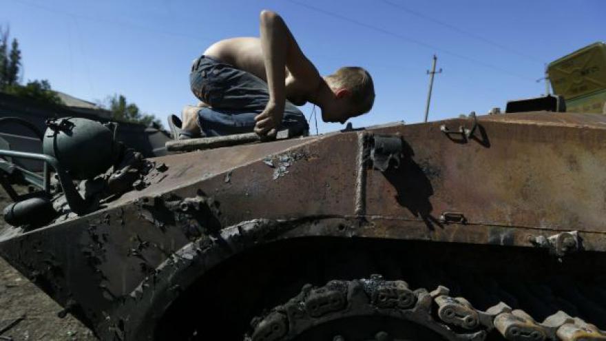 Video Novinář Dušan Rovenský: Ukrajinská armáda není schopna separatisty porazit