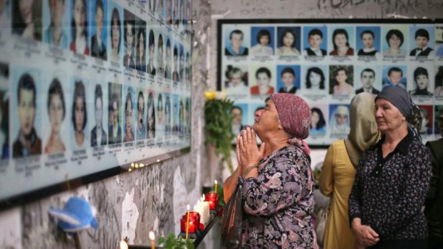 Video Beslan si připomněl 10 let od tamní tragédie