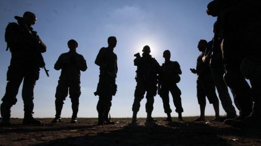 Video Povstalci nabídli Kyjevu humanitární koridor pro vojáky