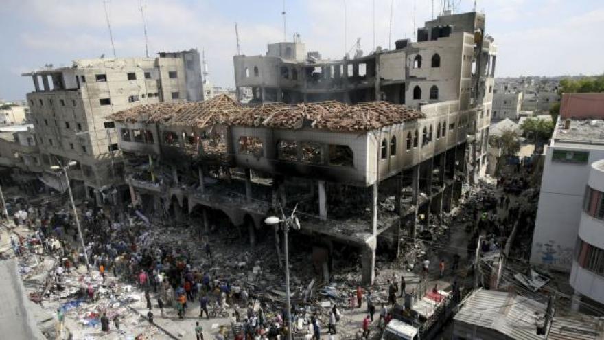 Video Izrael a Hamas na sebe v noci opět útočily