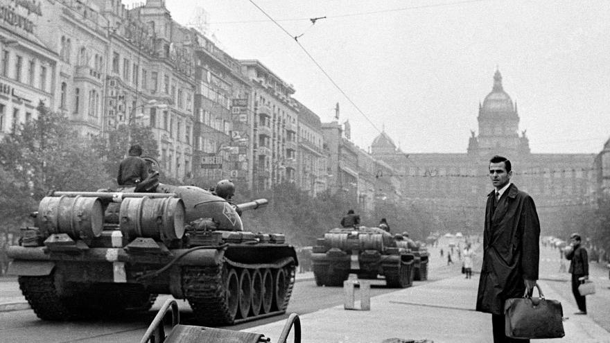 Video Události: CIA v Československu zajímala sovětská okupace a vojenské informace