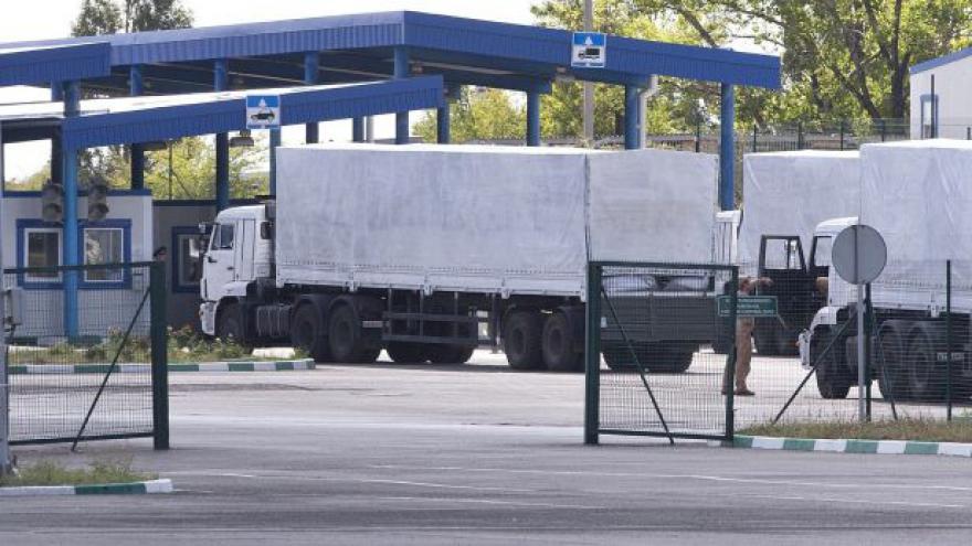 Video Vlach z Člověka v tísni: Ruský konvoj má zamířit k Luhansku