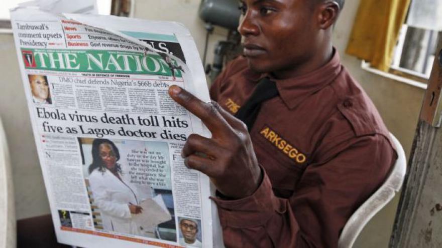 Video Americký lékař se prý vyléčil z eboly