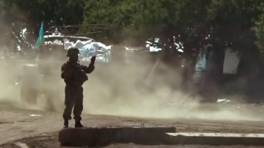 Video Události, komentáře o konvojích na Ukrajině