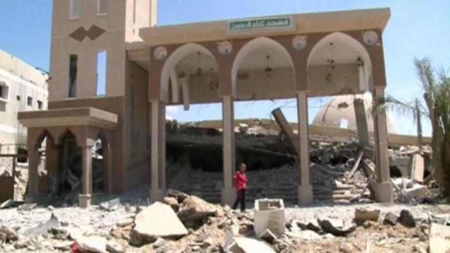 Video V Gaze začalo nové příměří, jednání bude pokračovat o víkendu