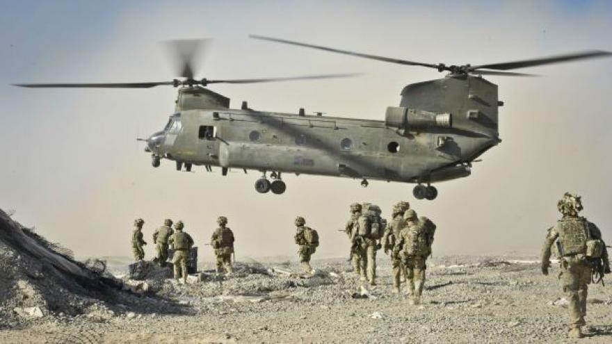 Video Američtí vojáci se nezapojí do pozemních operací