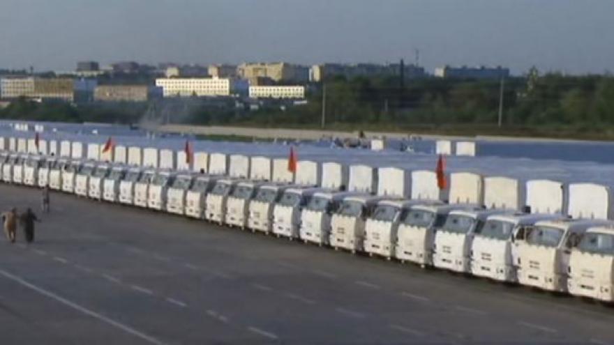 Video Horizont: Je poslání bílého konvoje bez poskvrny?