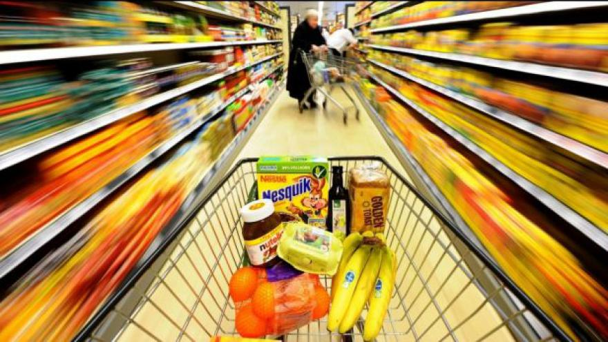 Video Události ČT: Ceny v obchodech rostou