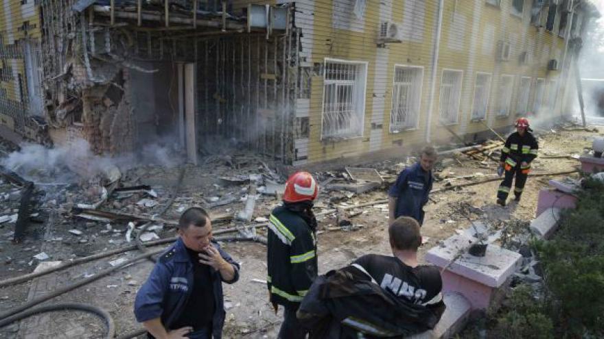 Video Zpravodaj ČT: Přítomnost ruských vojsk v Doněcku není viditelná