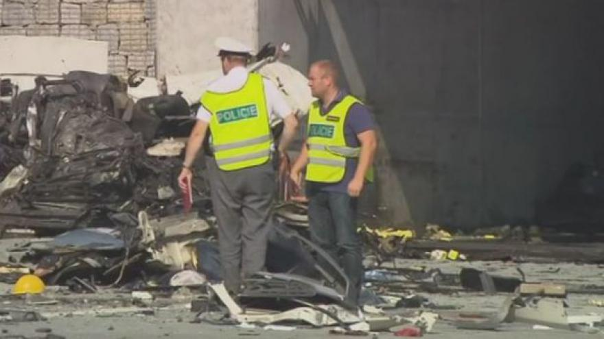 Video Ranní nehoda na Pražském okruhu