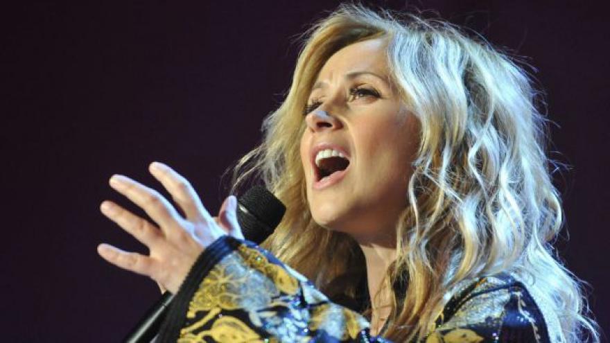 Video Lara Fabian přidala v Praze druhý koncert