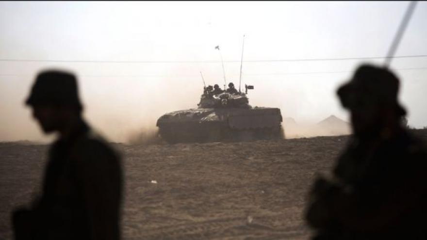 Video Na 90 procent má vojáka v rukou Hamas, soudí redaktor
