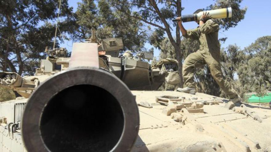 Video Příměří? Až po zničení všech tunelů, oznámil Netanjahu