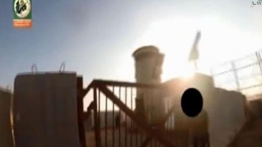 Video Propalestinská propaganda: Útok na izraelské vojáky