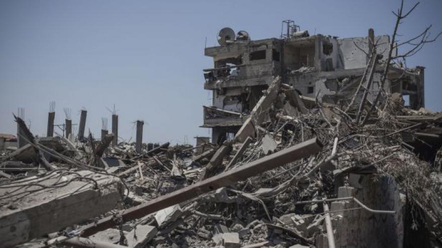 Video Zpravodaj ČRo: Po útoku je Gaza je bez vlastní elektřiny