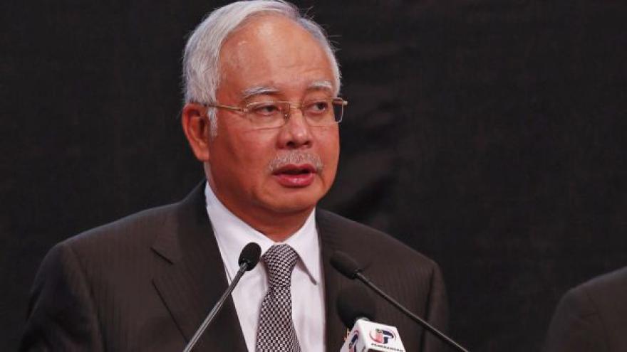 Video Malajsijský premiér: Ano, jsem rozhořčený