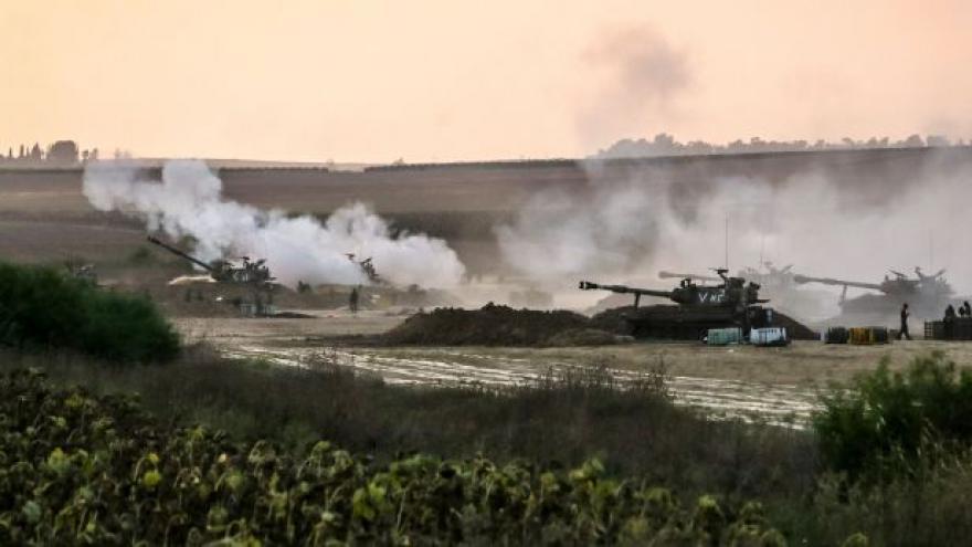 Video Szántó: Probíhají střety na severovýchodě Gazy