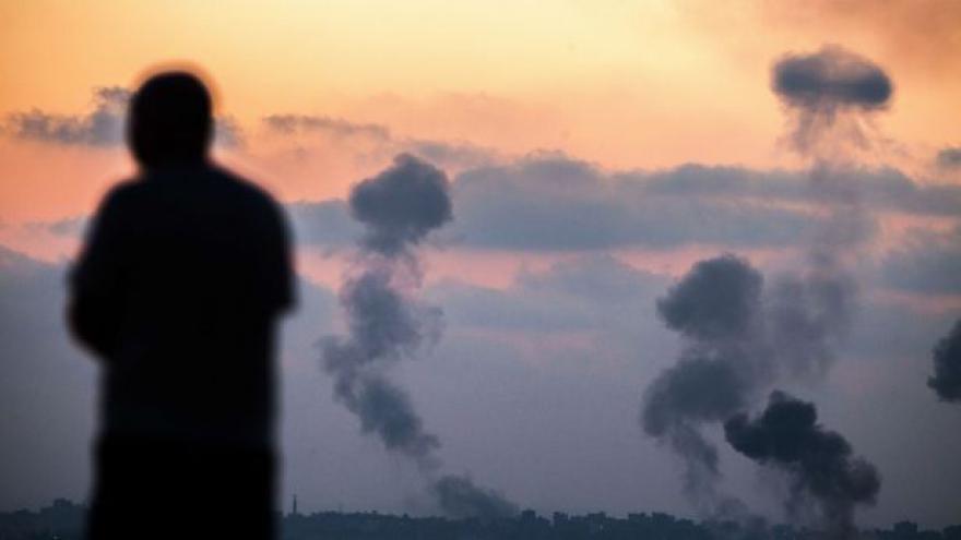 Video HORIZONT ČT24: Příběh Pásma Gazy