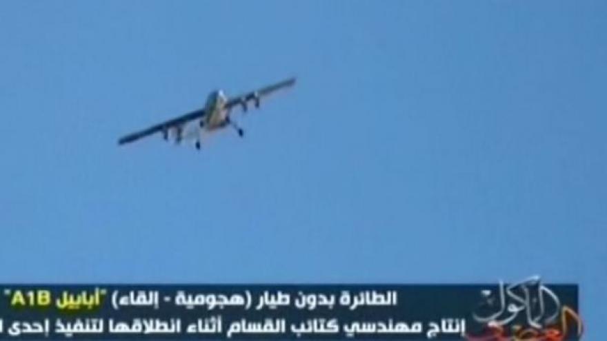 Video Použití bezpilotních letadel je nová věc v konfliktu v Gaze