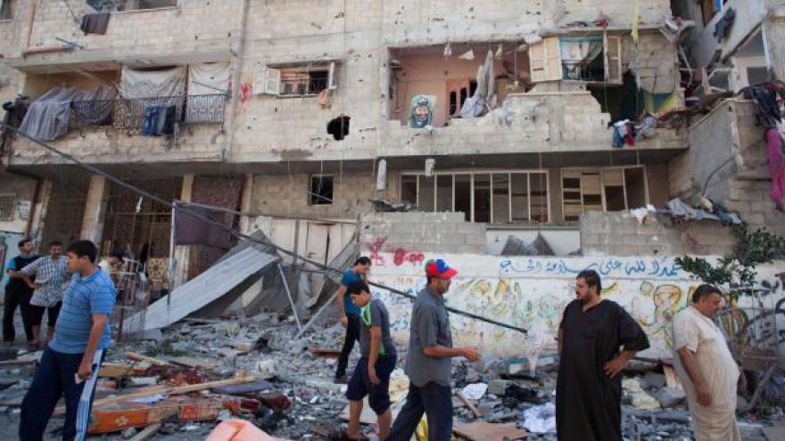 Video Události: Izrael už zasáhl přes tisíc cílů