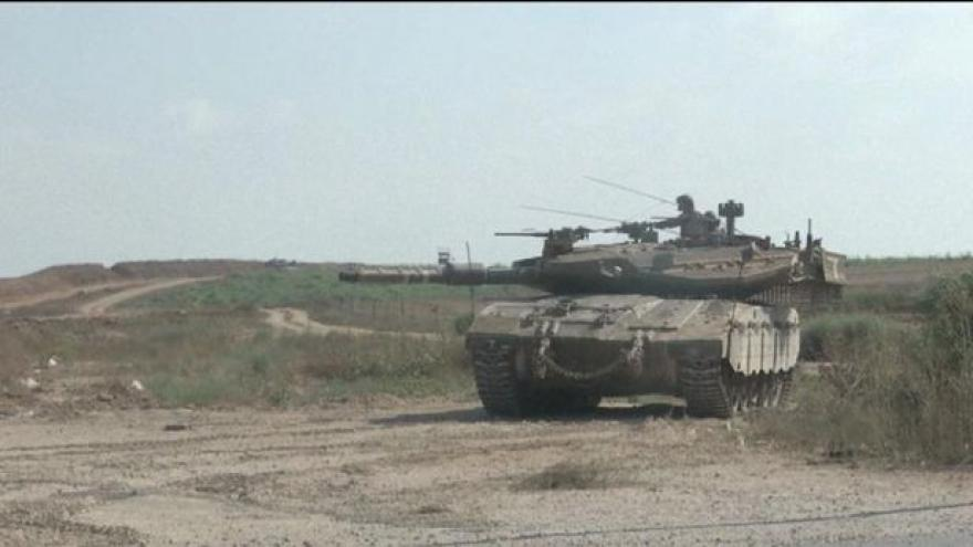 Video Téma Horizontu: Izrael na pokraji konfliktu