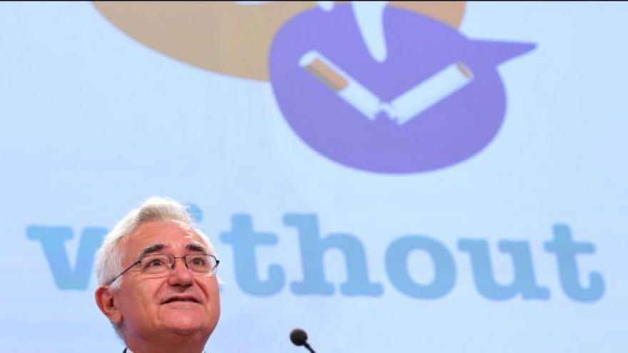Video Případ tabákové lobby je před tribunálem EU