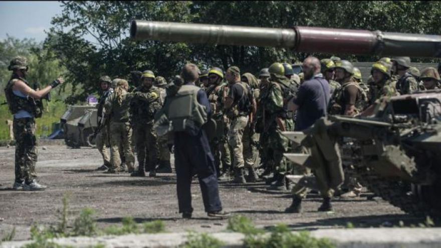 Video Ukrajinská vojska uspěla na severu fronty