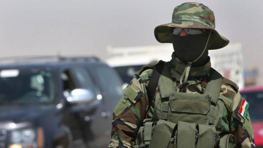 Video Iráčtí Kurdové o krok blíž k samostatnosti