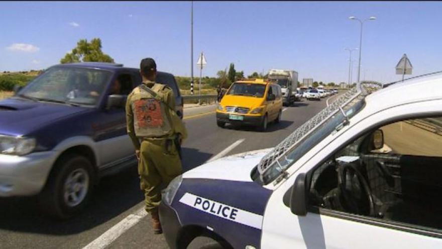 Video Události: Napětí mezi Izraelci a Palestinci se vyostřilo