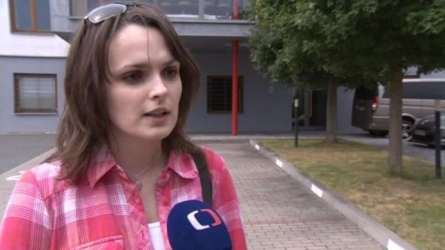 Video Jana Wognarová popisuje své problémy při hledání práce