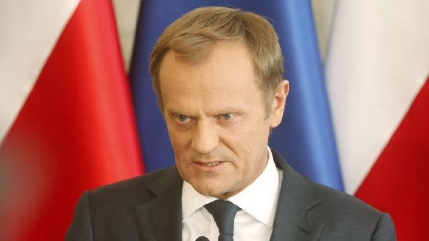 Video Pazderka o odposleších: Tusk se Polákům omluvil