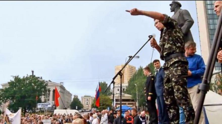 Video Kdo je Brňan, který bojuje za proruské separatisty