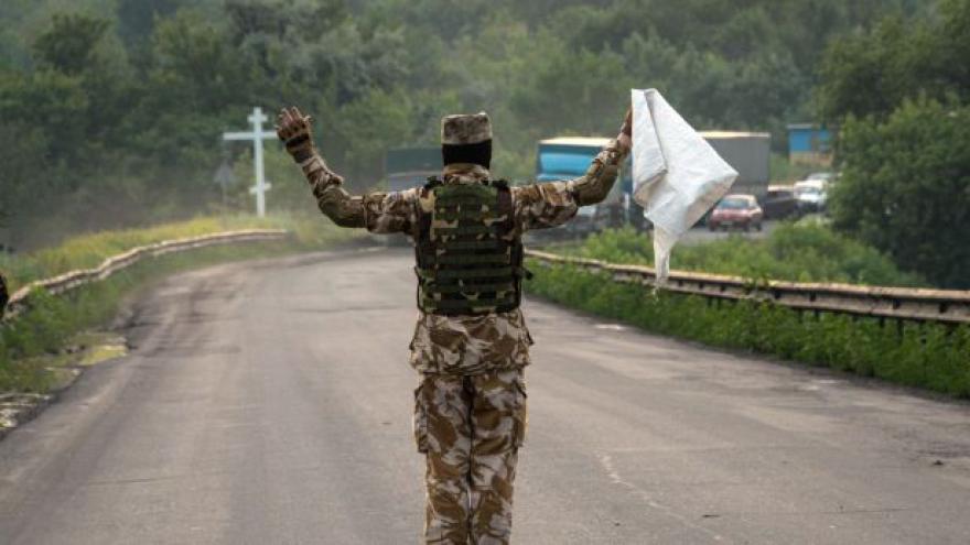 Video Horizont 24 o ukrajinském mírovém plánu a bojujících Češích