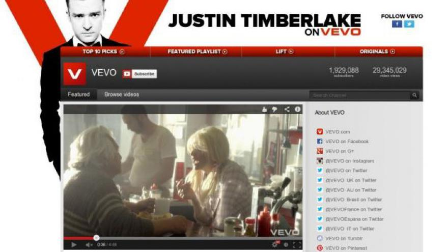 Video Hudební YouTube nově za peníze