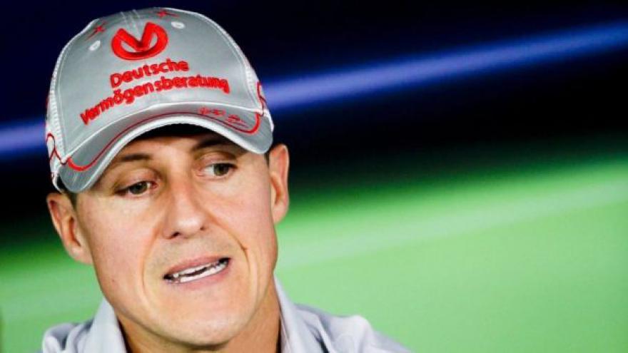Video Události: Schumacher byl převezen do Švýcarska k rehabilitaci