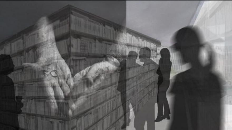 Video Procházka památníkem Šoa