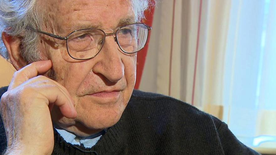 Video Hyde Park Civilizace - Noam Chomsky