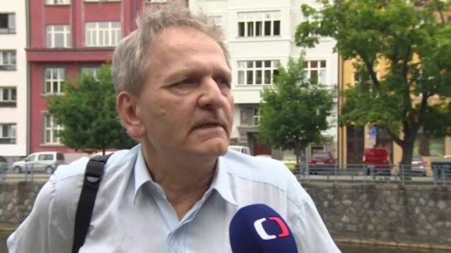 Video O potížích s exekucí hovoří invalidní důchodce Aleš Čtvrtník