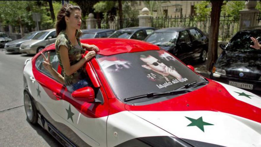 Video Uprostřed krvavé občanské války volí Syřané prezidenta